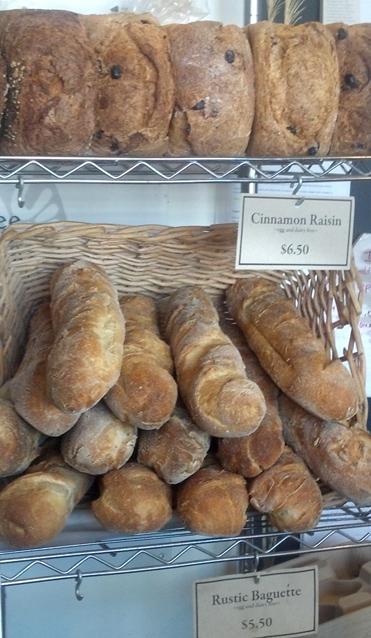 Bread from new Cascadiasml